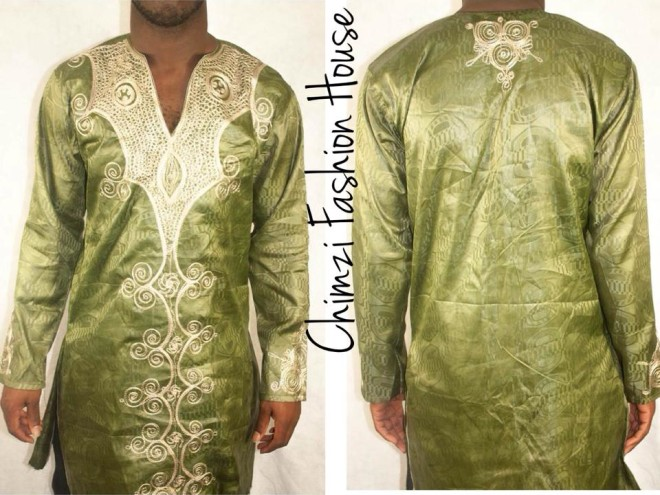 African Men Shirt dashiki