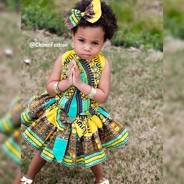 African Princess Dresses
